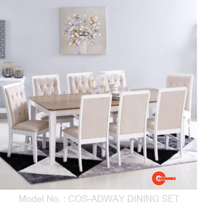 COS-ADWAY DINING SET
